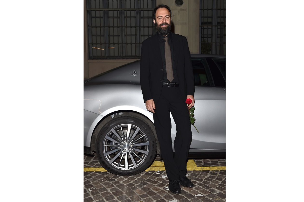 Maserati Latin Lover Première Neri Marcorè