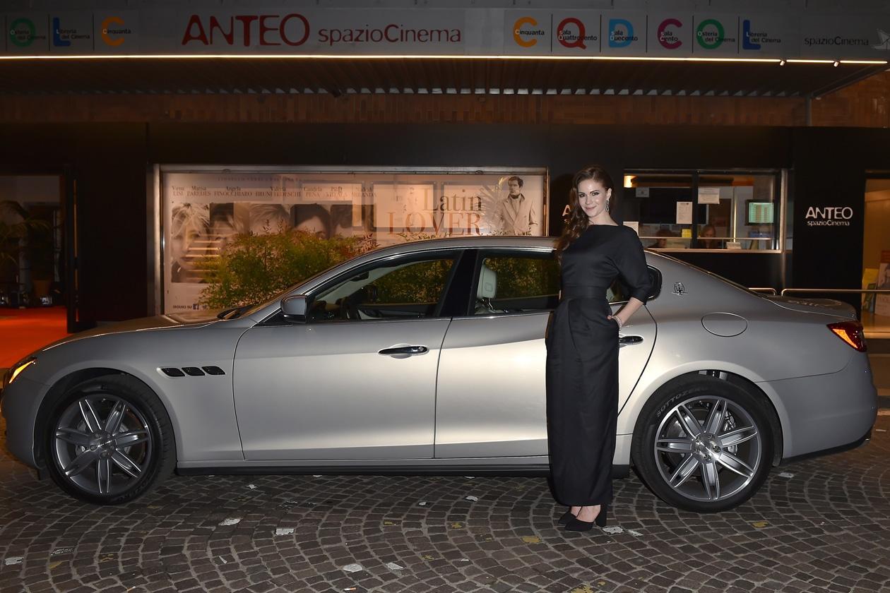 Maserati Latin Lover Première Pihla Viitala