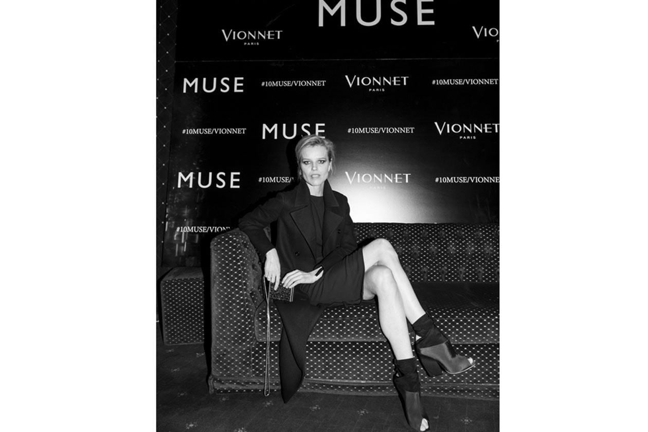 Muse 10th Anniversary Party Eva Herzigova