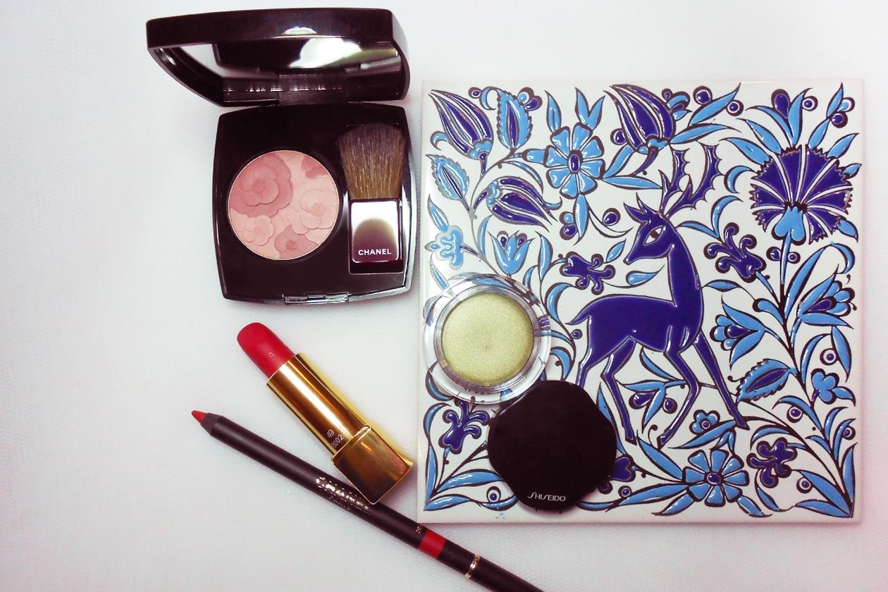 Nail Art Primavera 2015: 2. Blown Away Dandelion – make up inspiration