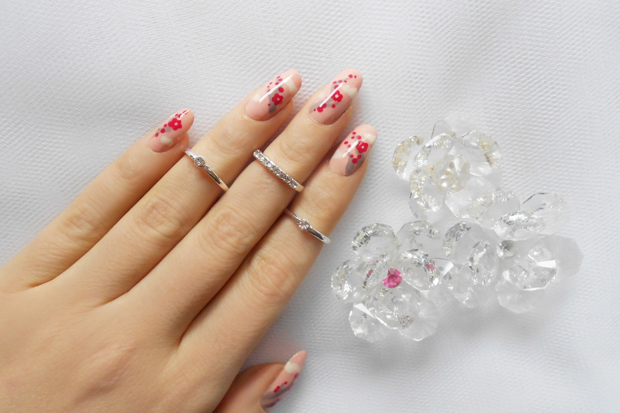 Nail Art Primavera 2015: 3. The Scent Of Spring – nail art