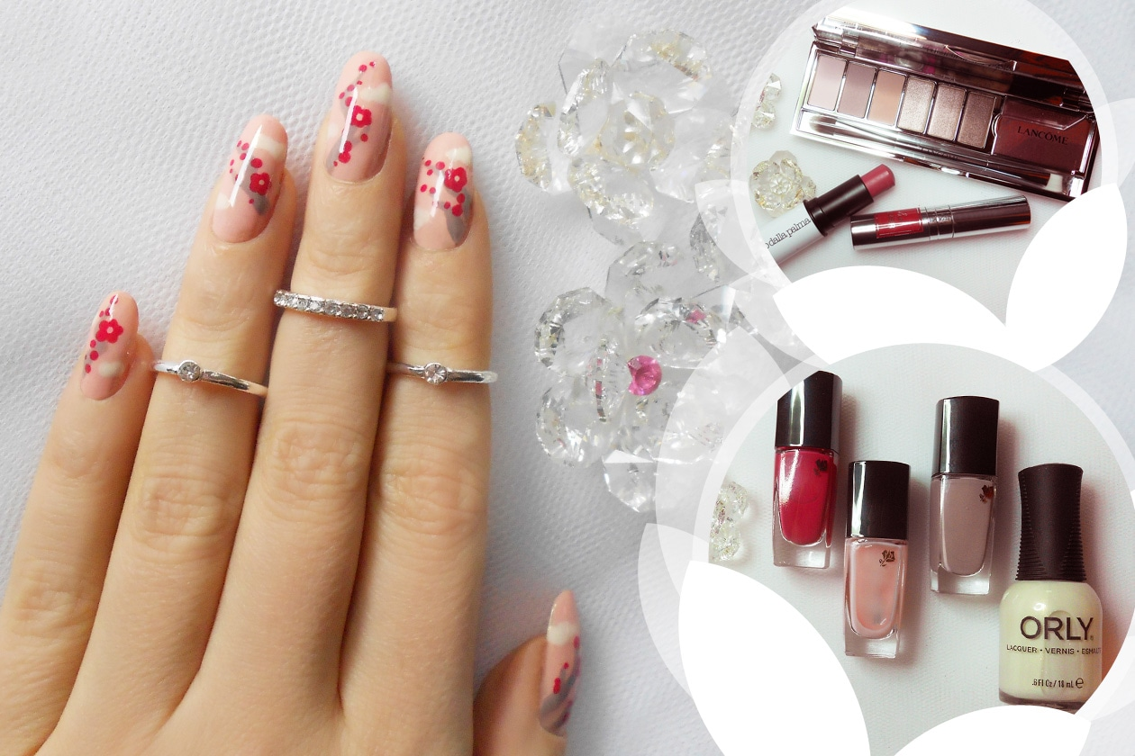 Nail Art Primavera 2015: 3. The Scent Of Spring
