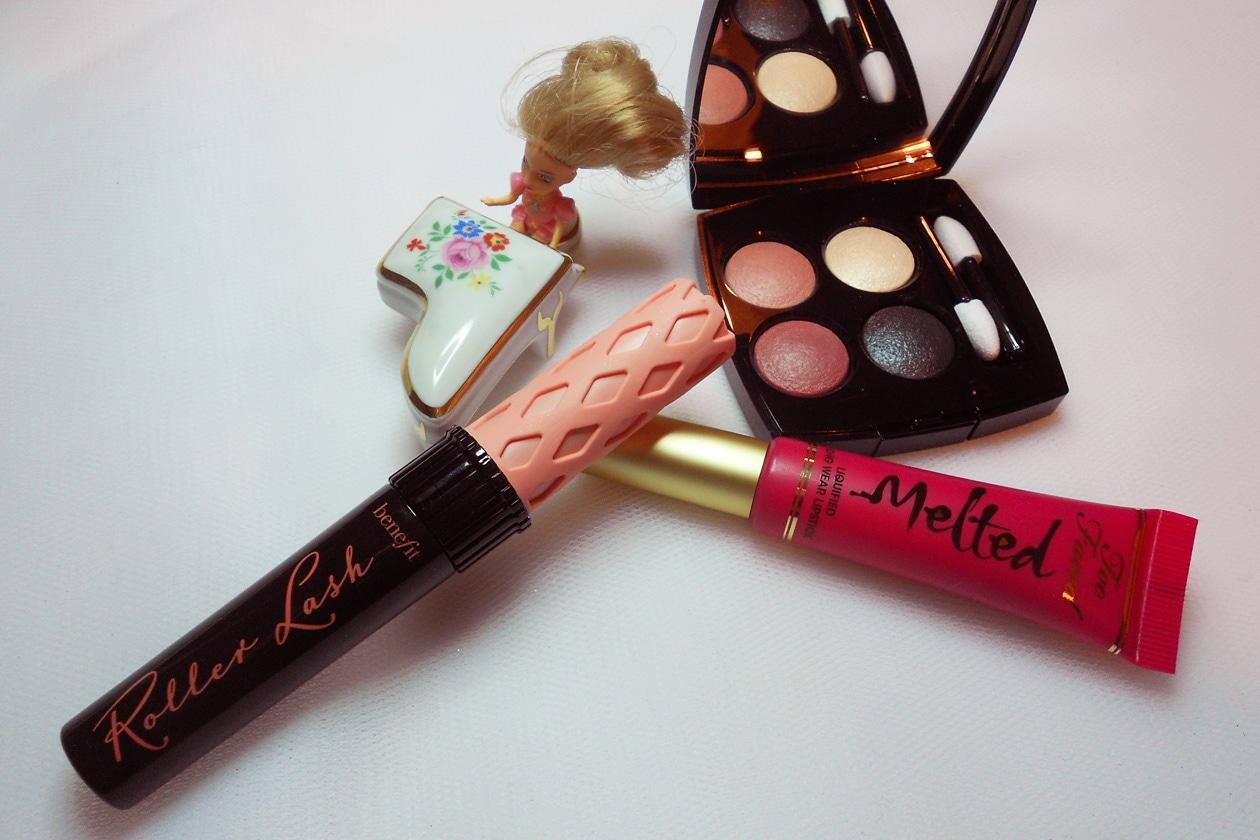 Nail Art Primavera 2015: 6. Madame Barbie – make up inspiration