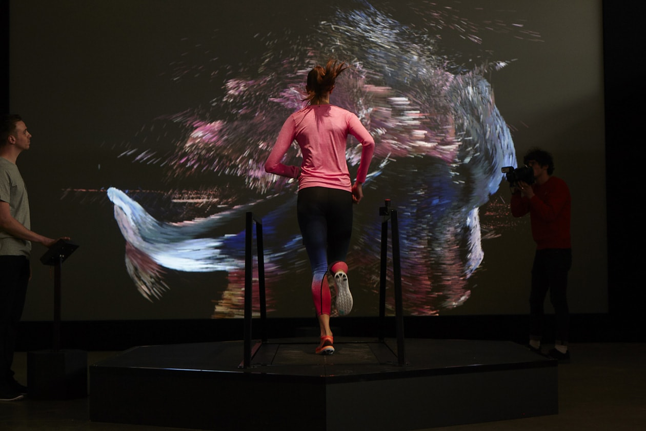 Nike Free Run: be a force of nature