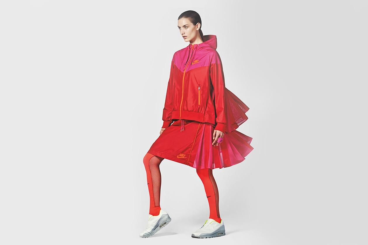 Nike Lab Sacai Windrunner original