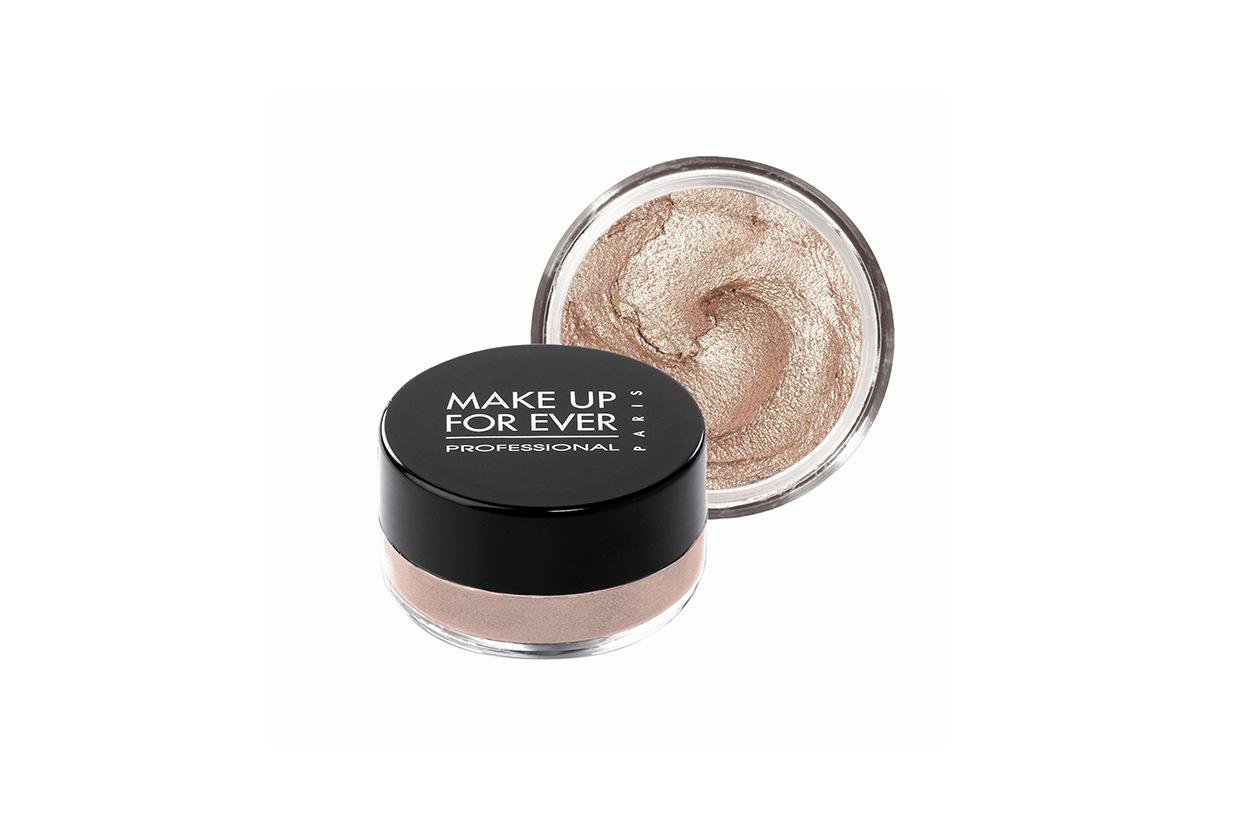 OMBRETTI IN CREMA: Make Up For Ever Aqua Cream Color in 13 Warm Beige