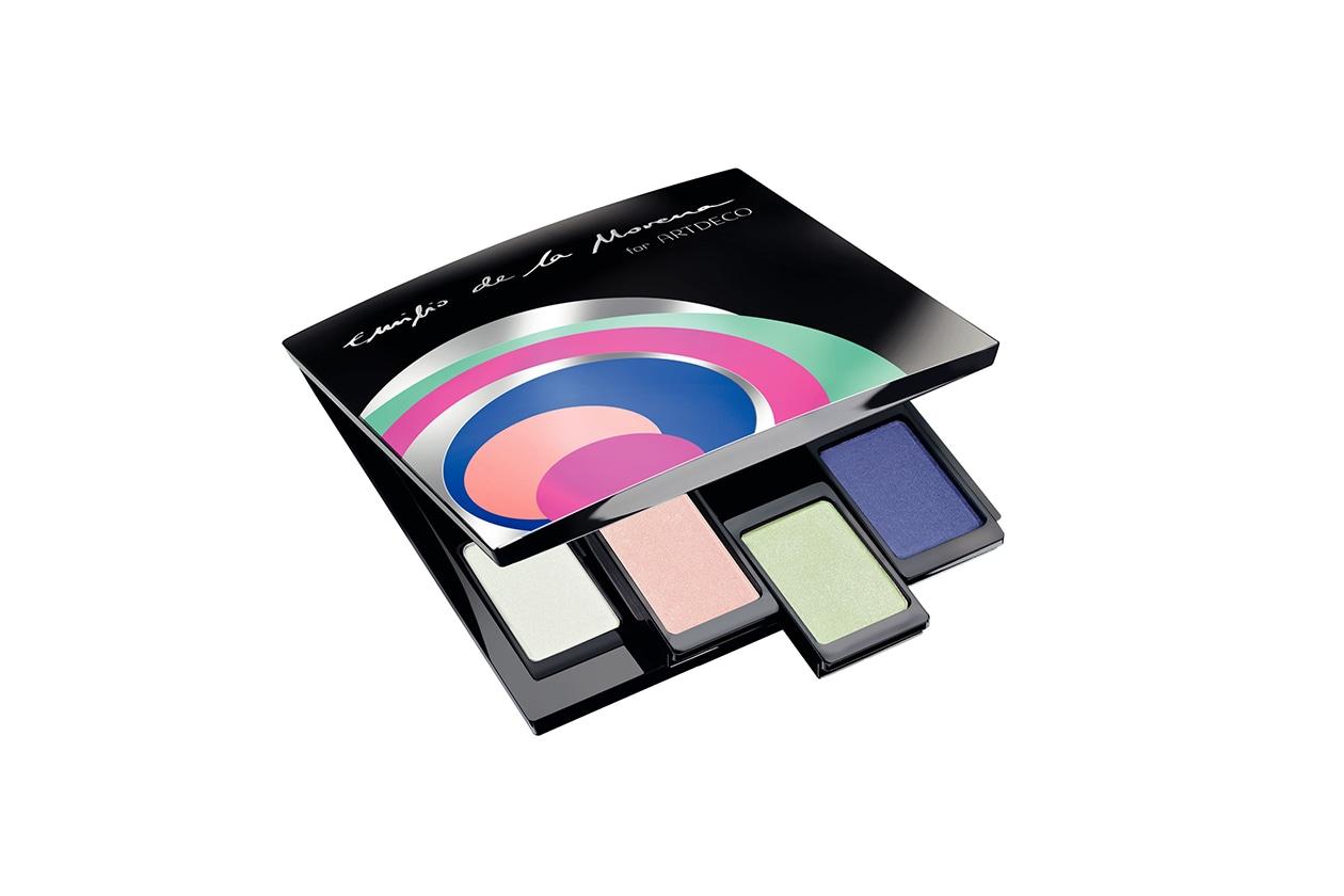 PALETTE DI OMBRETTI: Artdeco Fashion Color Emilio De La Morena Beauty Box Quattro
