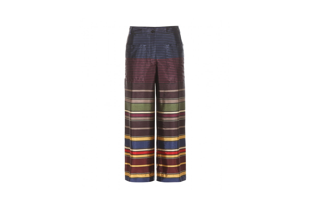 PANTALONI CROPPED: DRIES VAN NOTEN