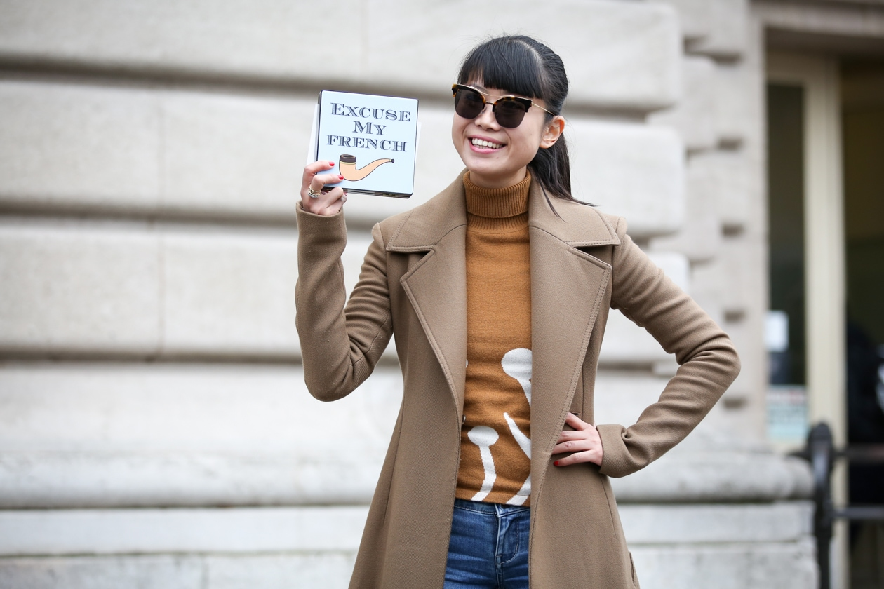 #PFW trend: le funny bags