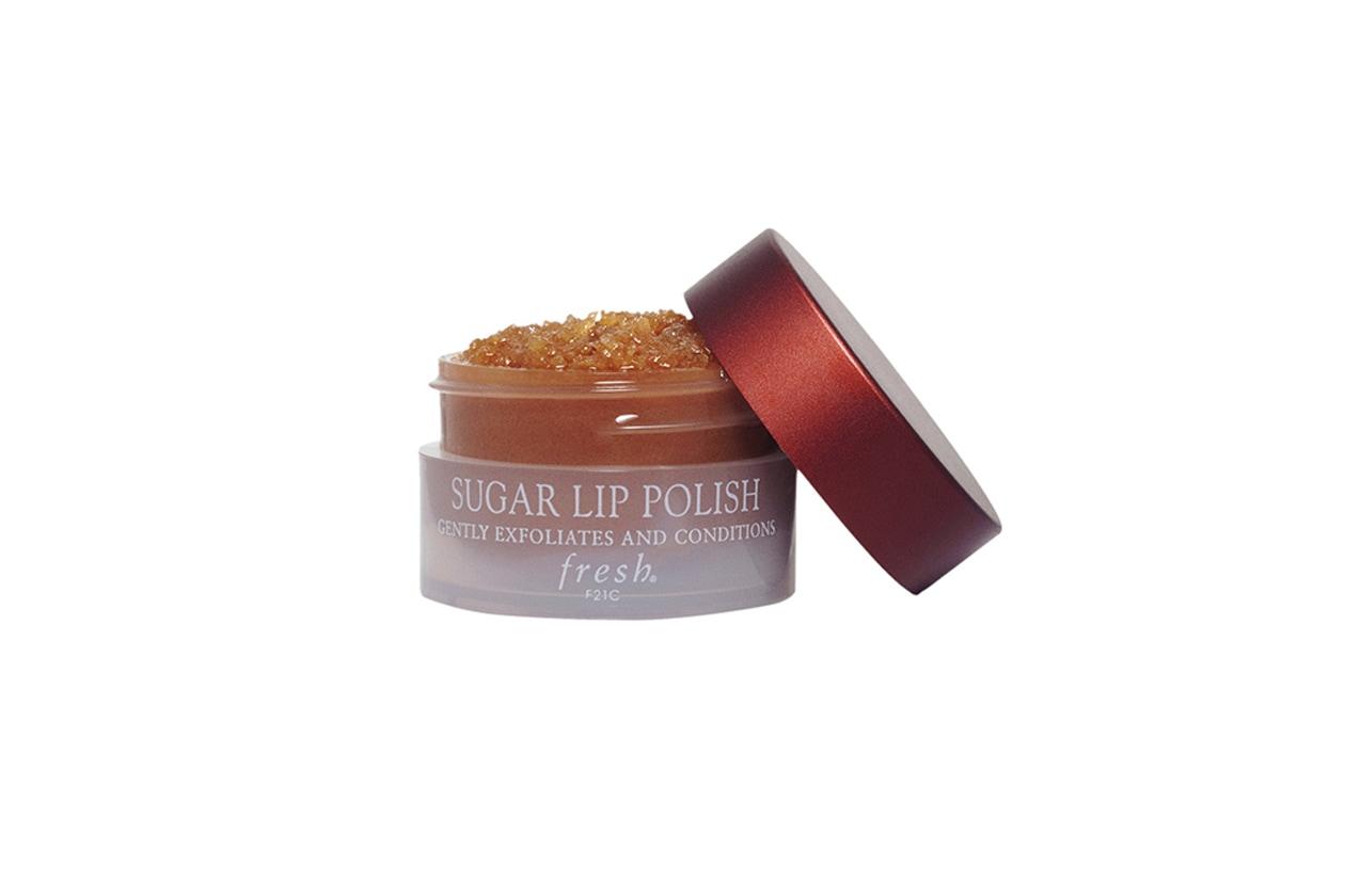 SCRUB LABBRA: Fresh Sugar Lip Polish