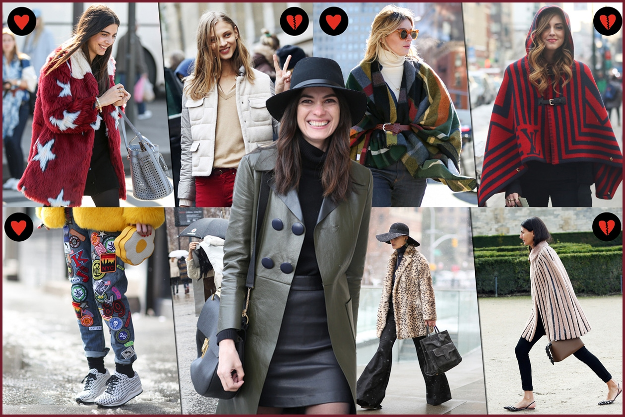 STREET STYLE: HOT OR NOT?