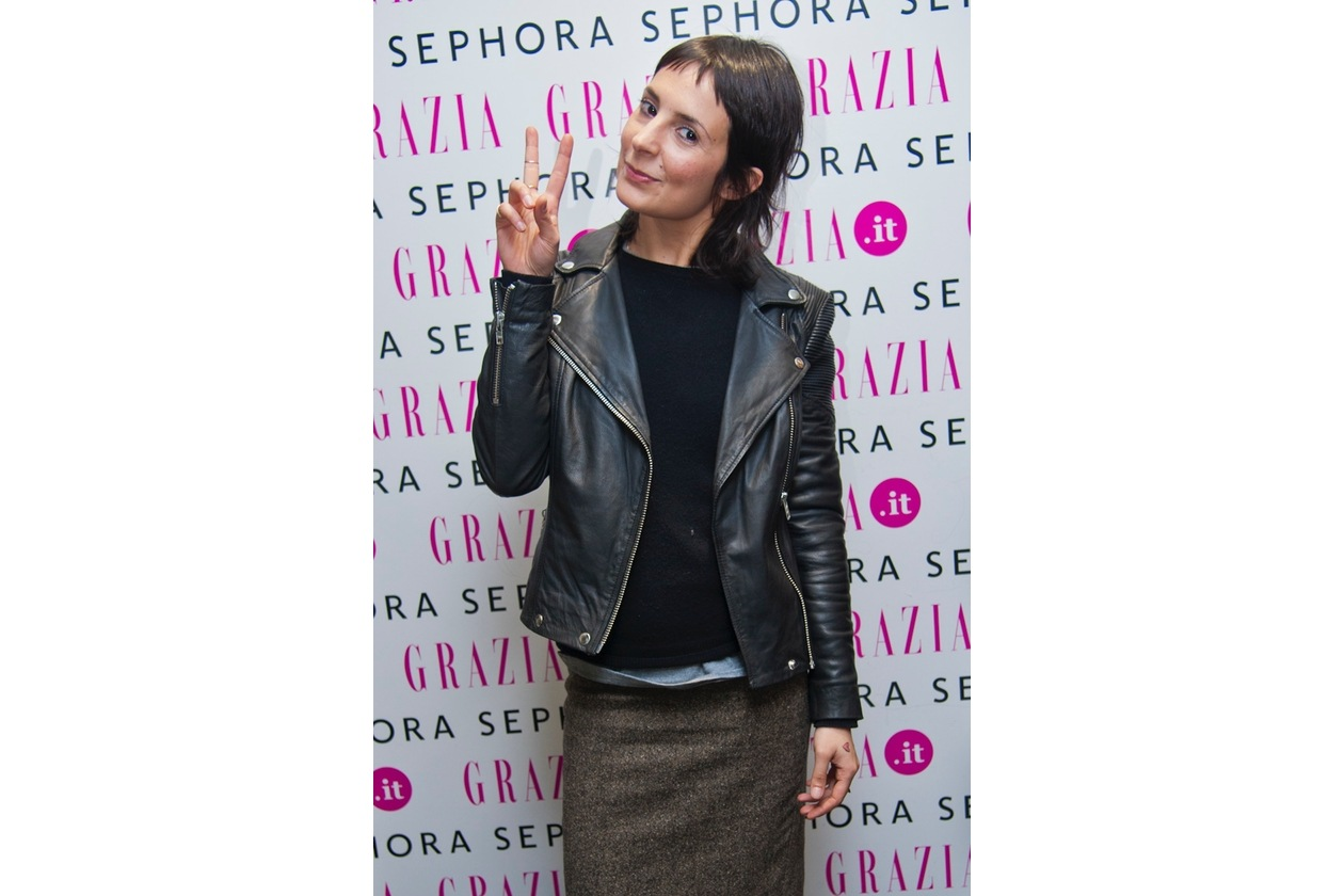 #Sephoraeyes: Michela Meni al wall