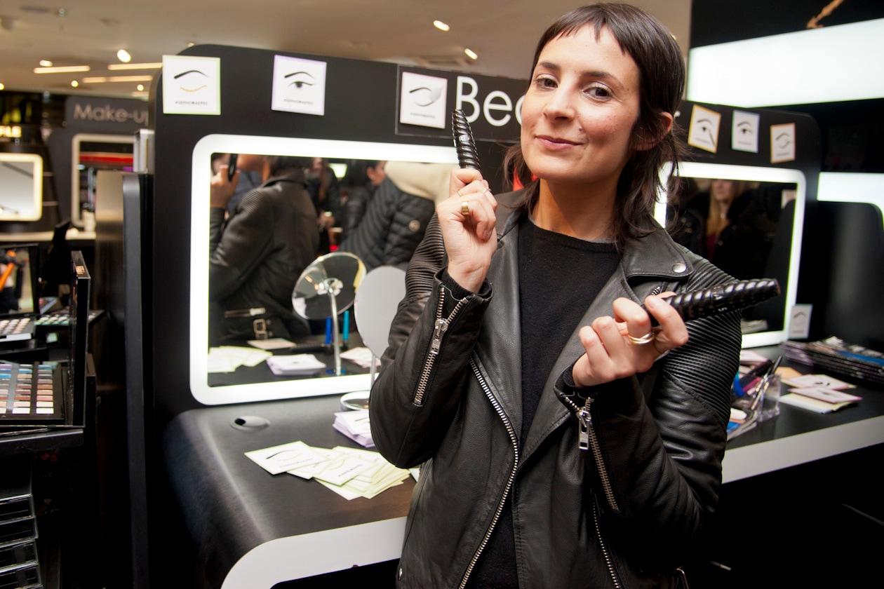 #Sephoraeyes: Michela loves Outrageous Curl mascara di Sephora