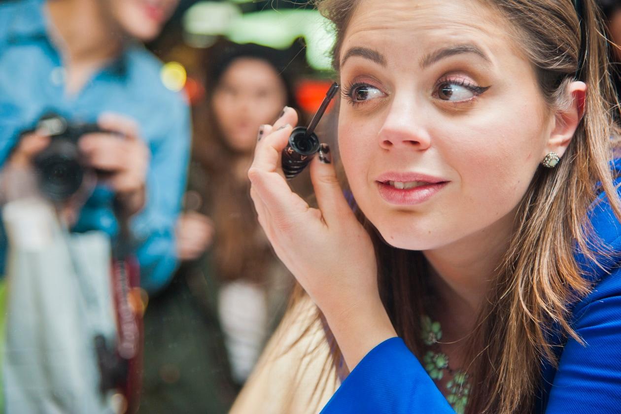 #Sephoraeyes: Miss Creamy Creamy al trucco con Sephora