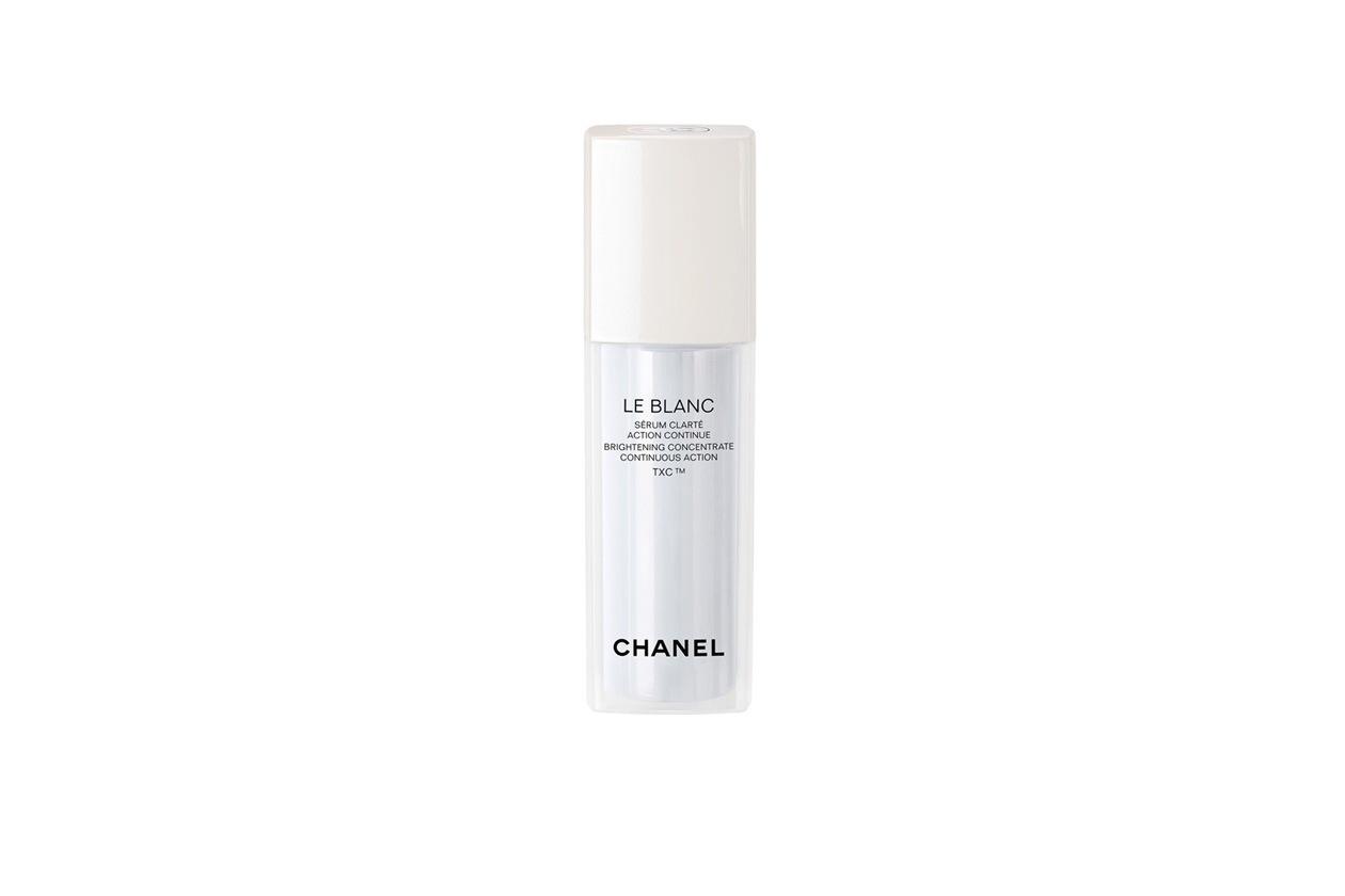 Sieri schiarenti e illuminanti: Chanel Le Blanc