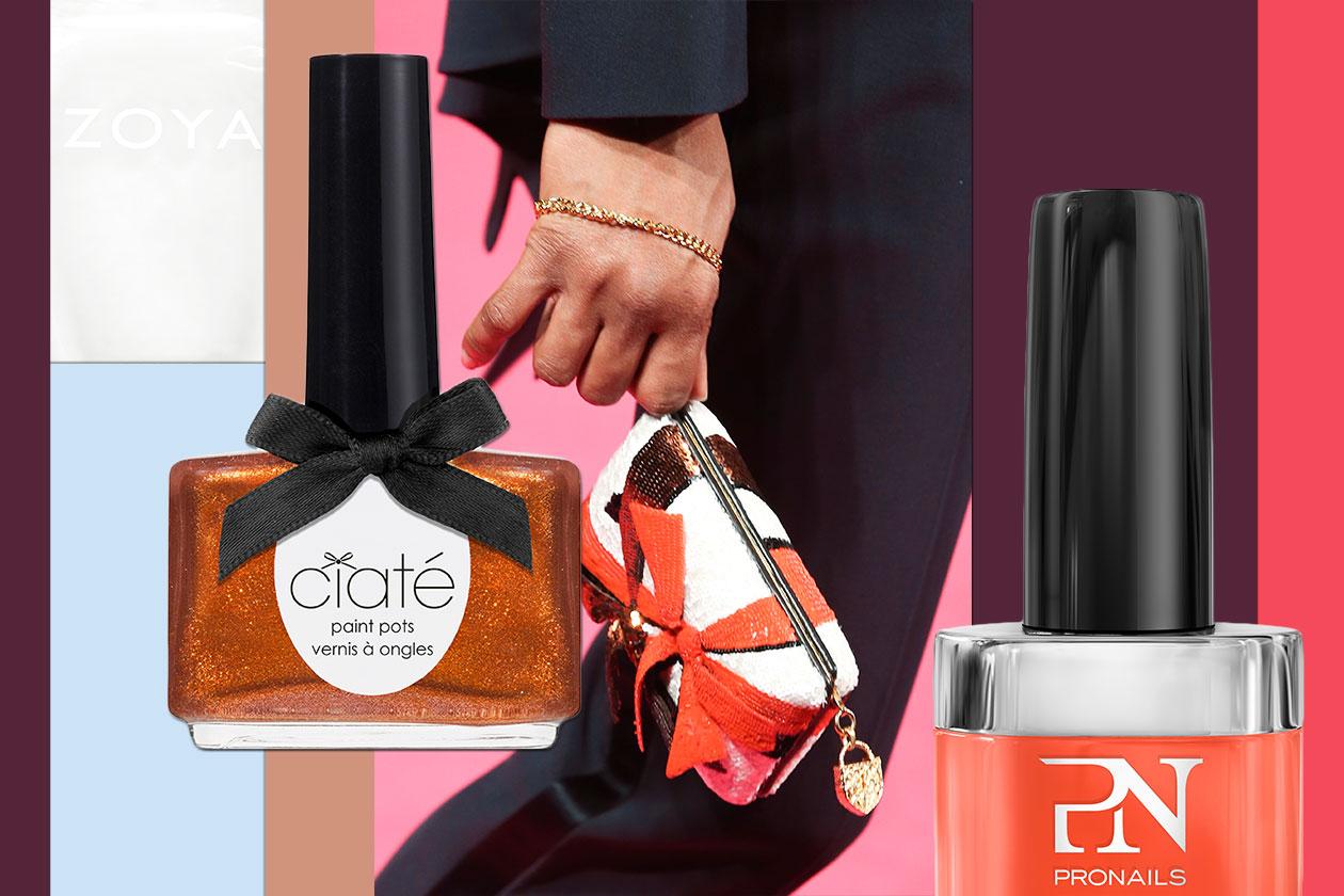 Smalti e borse color block: Schiaparelli