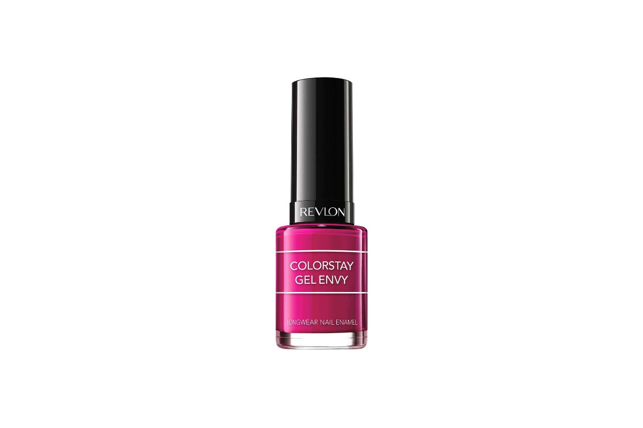 Smalti effetto gel: Revlon Colorstay Gel Envy Nail Enamel
