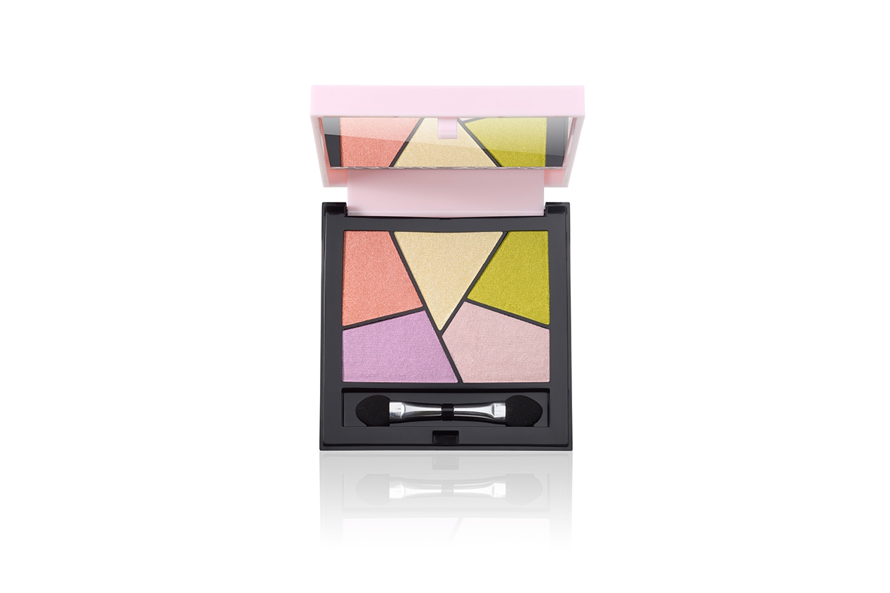 Sporty Chic Graphic Eyeshadow Palette in Art Fair di Pupa