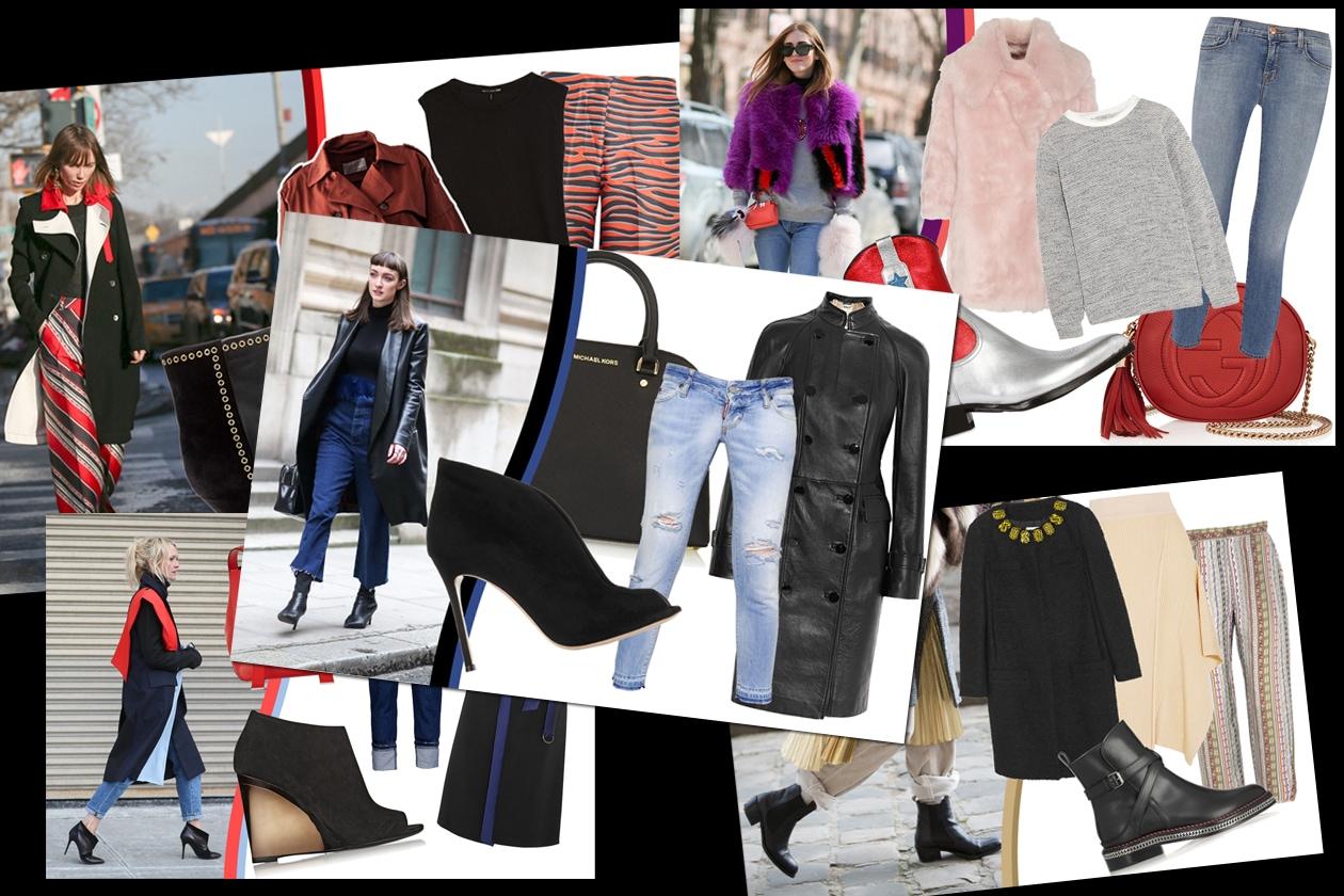 Stivaletto e pantalone risvoltato: nuova tendenza streetstyle