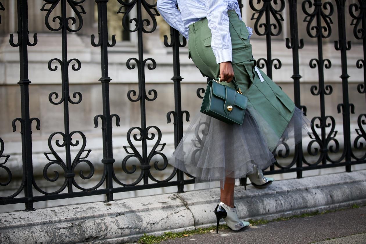 Street style trends: la gonna in tulle