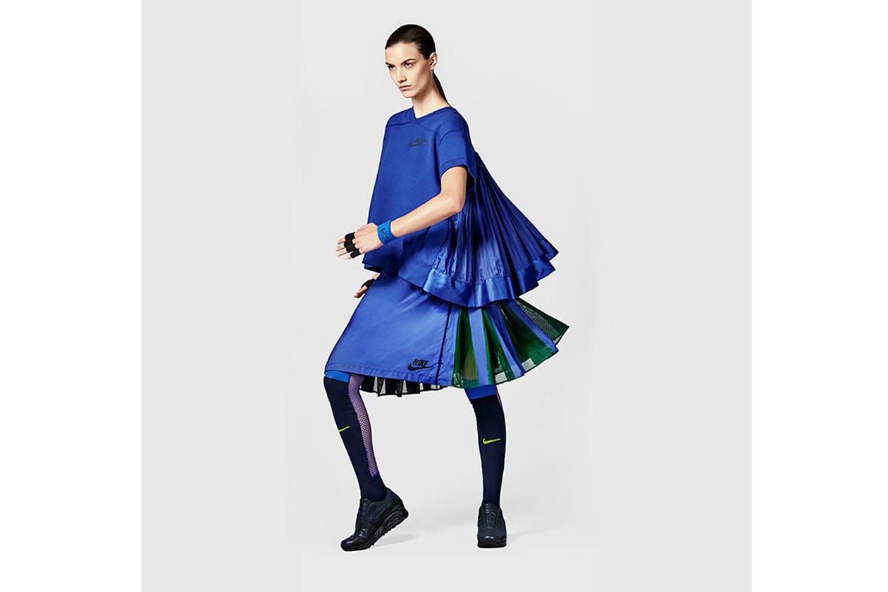 Tech Fleece Crew And Sport Skirt original