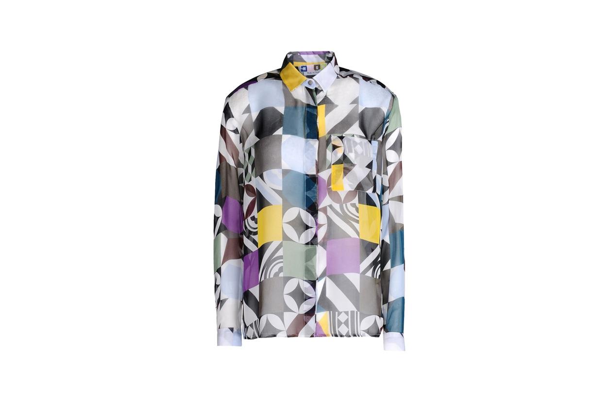 Uptown Funk style: camicia MSGM