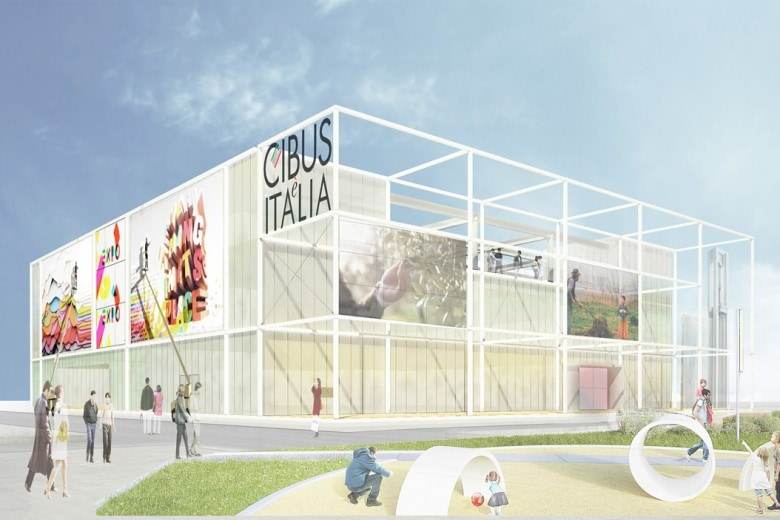 Aspettando EXPO 2015, alla scoperta del padiglione «Cibus è Italia»