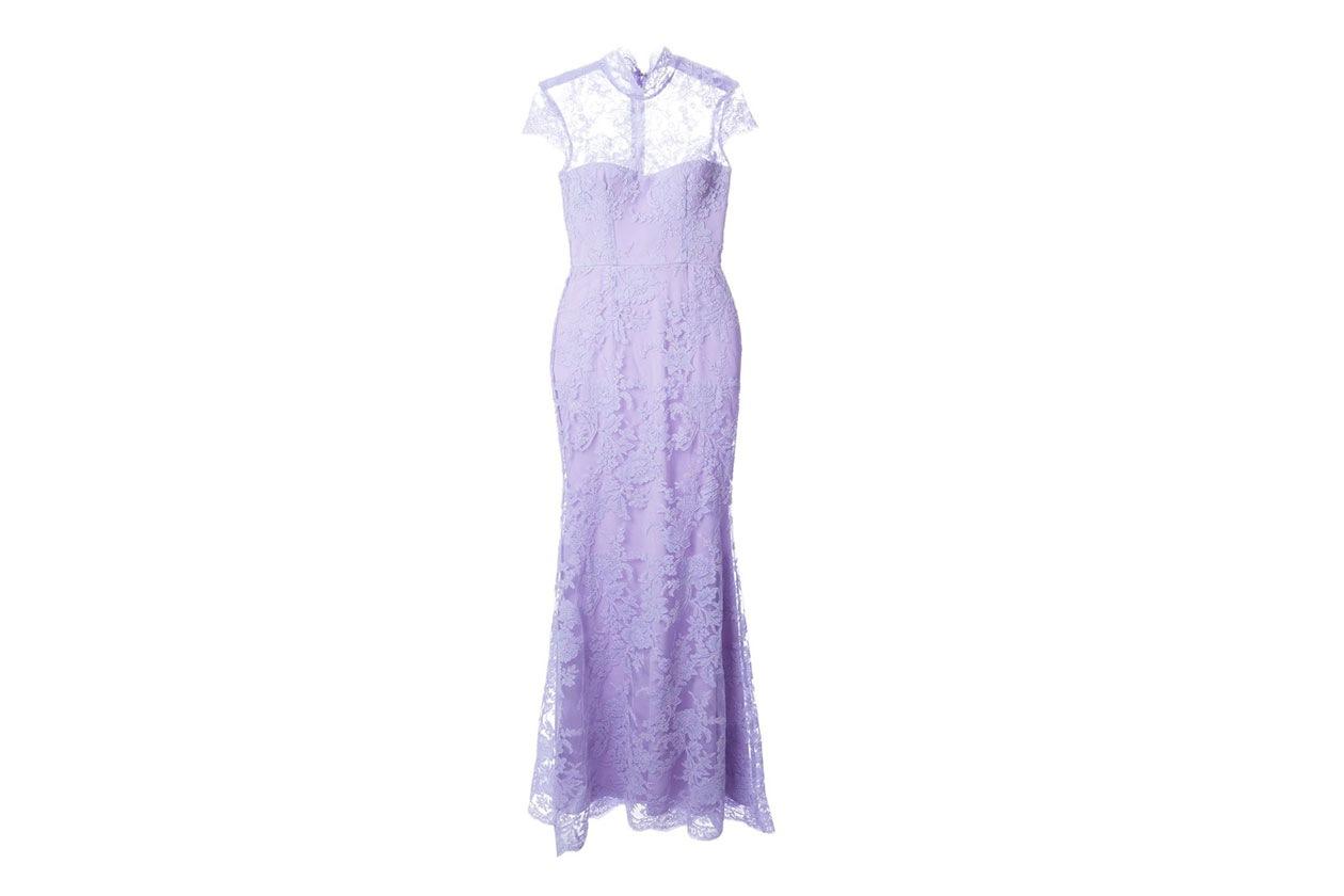 abiti da sposa colorati: alex perry