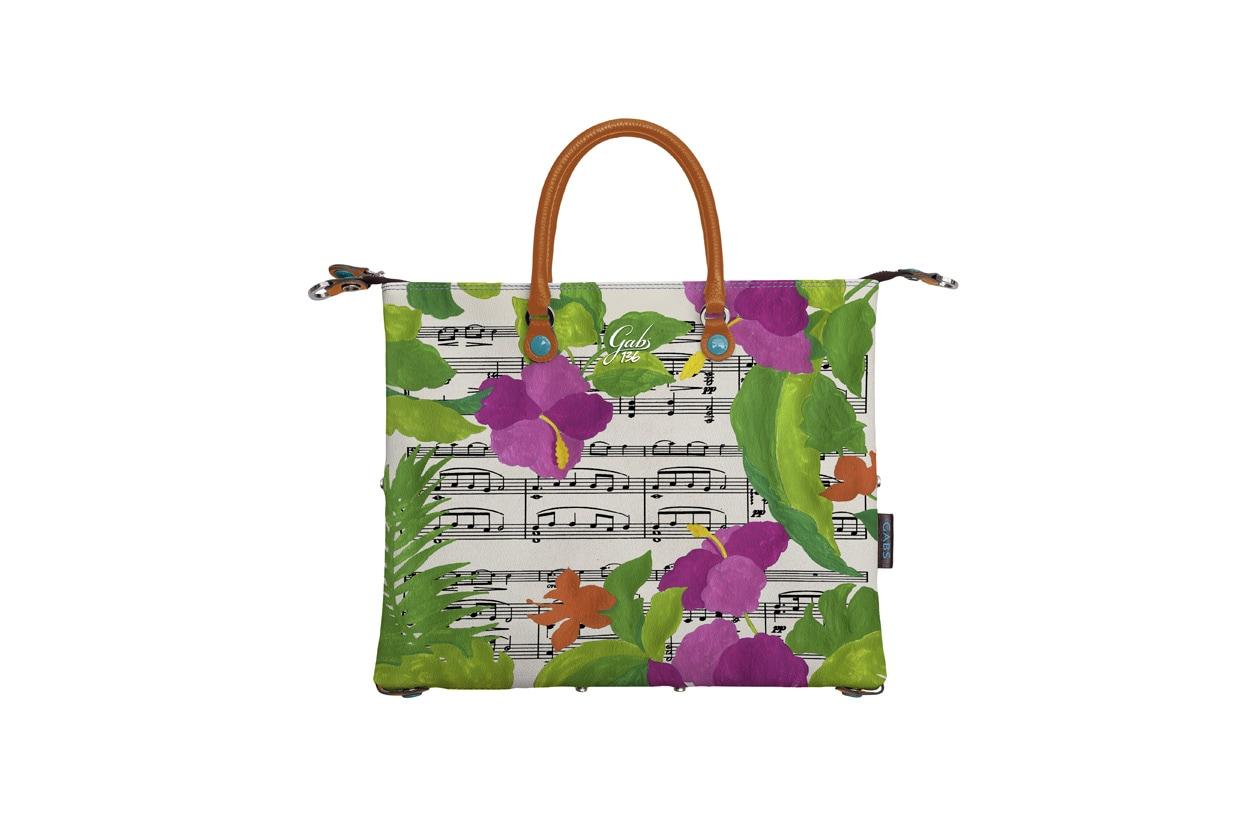 borse a fiori: GABS