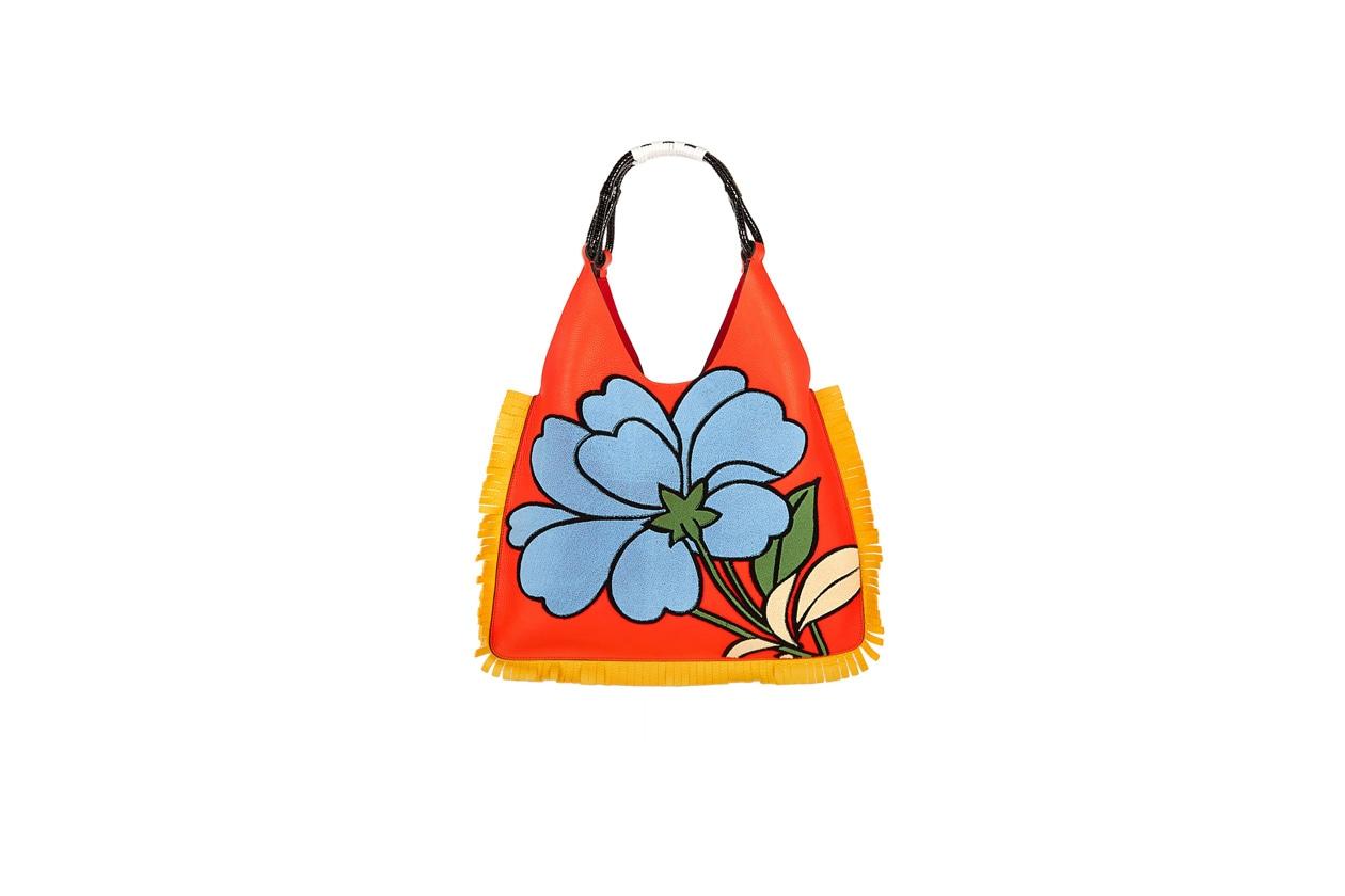 borse a fiori: marni