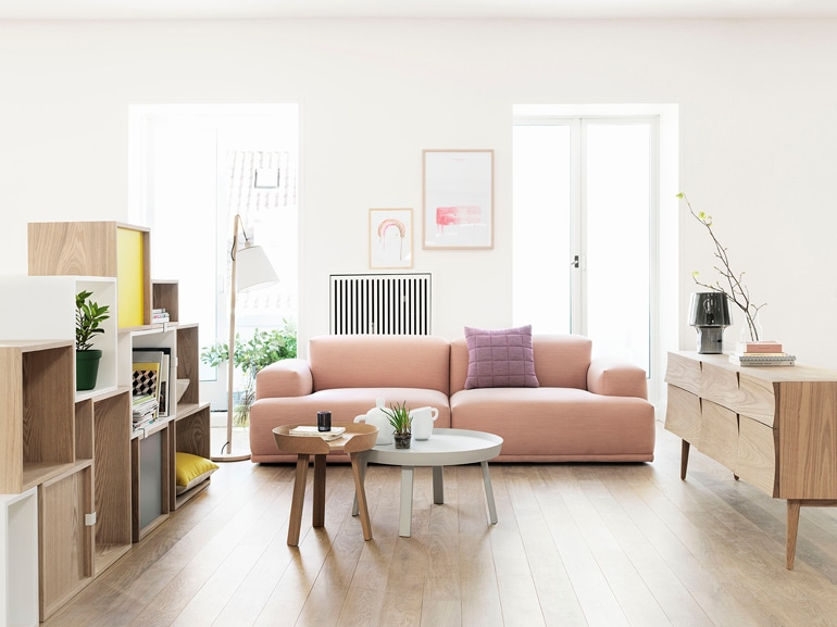 Come arredare la casa in stile scandinavo grazia for Mobili scandinavi