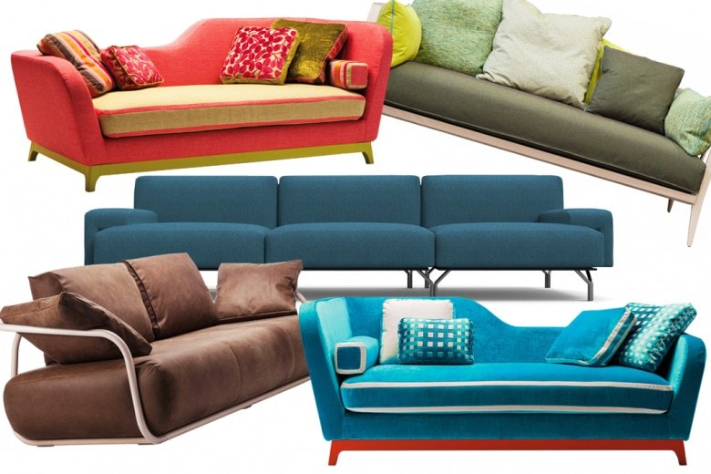 I divani più belli del 2015