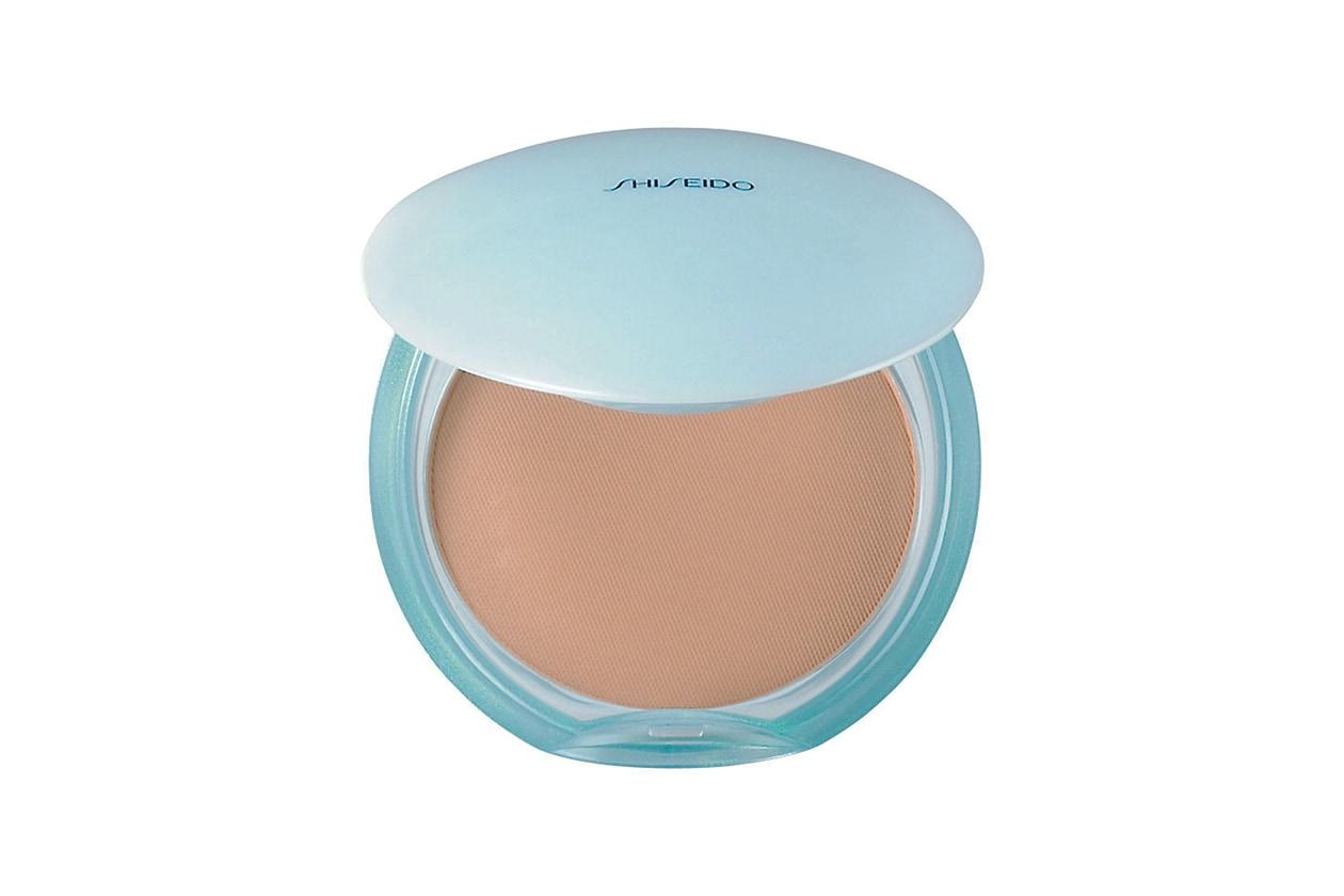fondotinta per la pelle grassa: shiseido pureness matifying compact oil free
