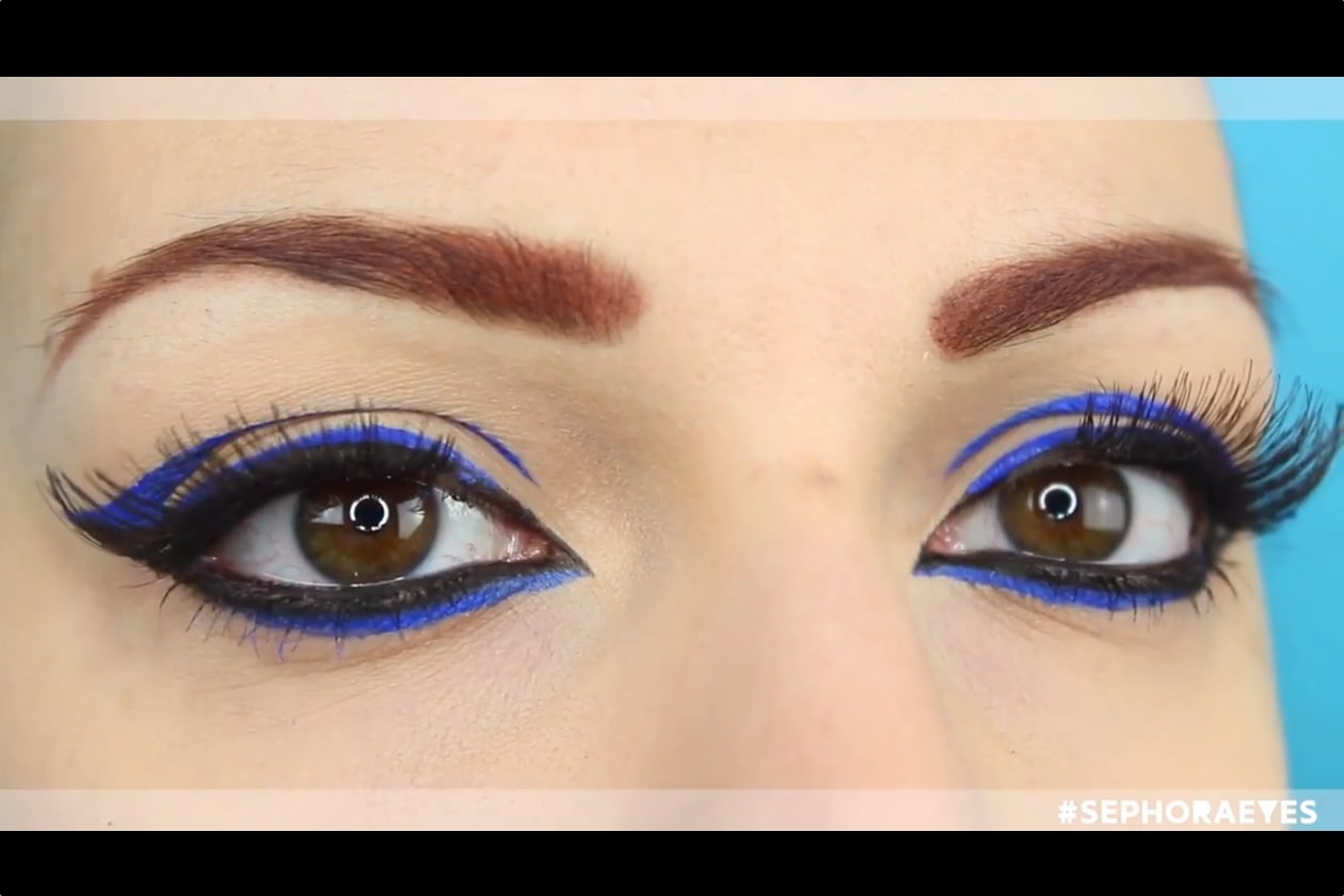#Sephoraeyes: sguardo protagonista con i tutorial Sephora