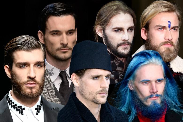 Barba e baffi: le tendenze dell'Autunno/Inverno 2015-16