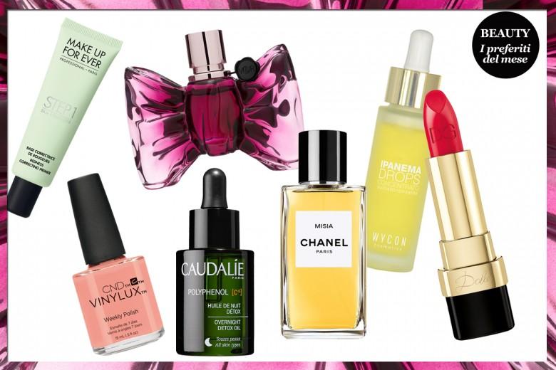 I prodotti beauty di Marzo scelti da Grazia.IT