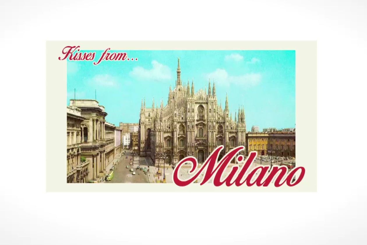 Baci dalla Milano Fashion Week