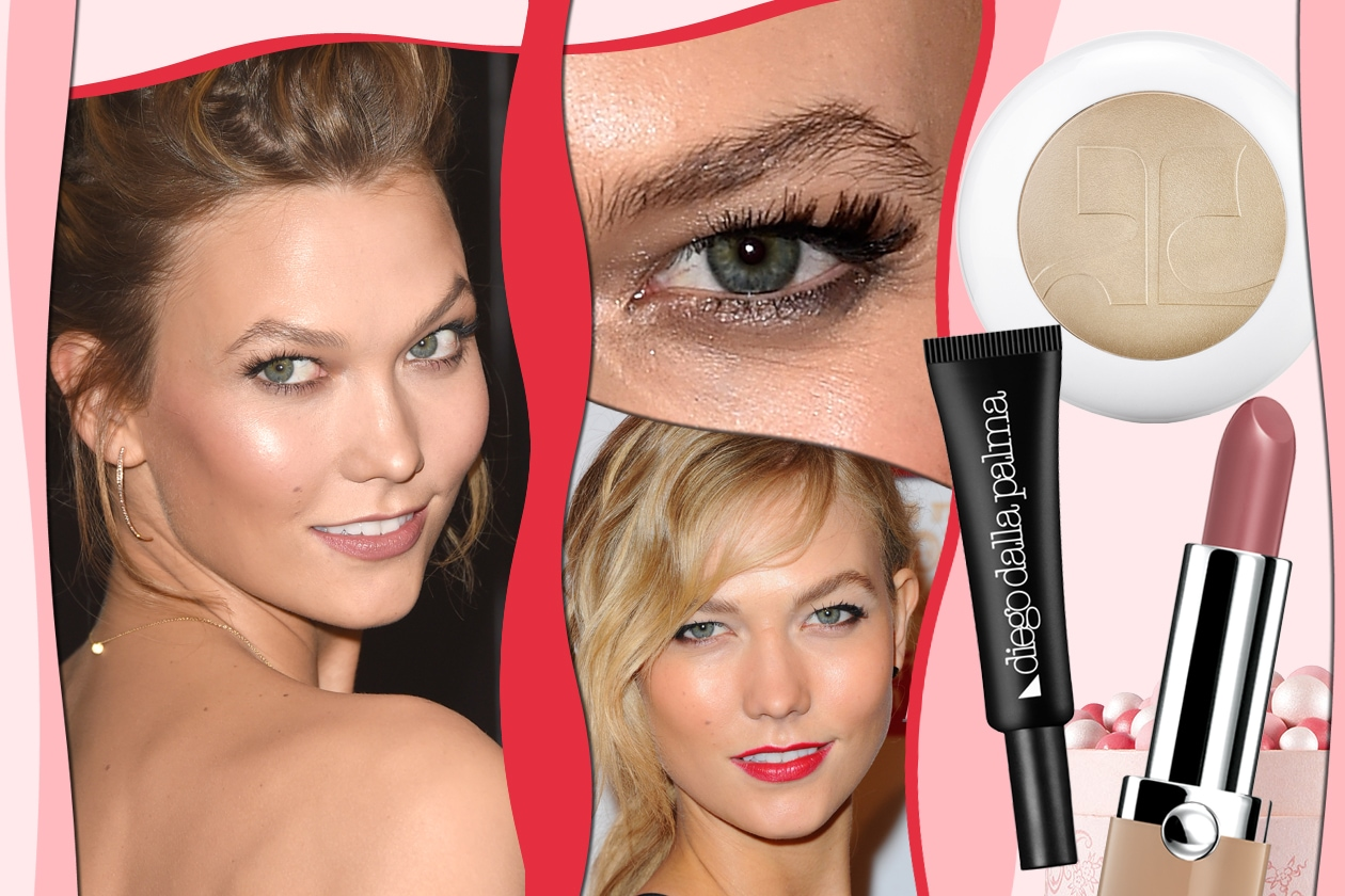 KARLIE KLOSS MAKE UP: TUTTI I MIGLIORI BEAUTY LOOK
