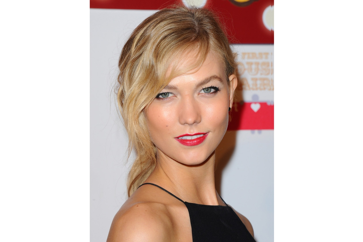 KARLIE KLOSS MAKE UP: COLORITO SANO