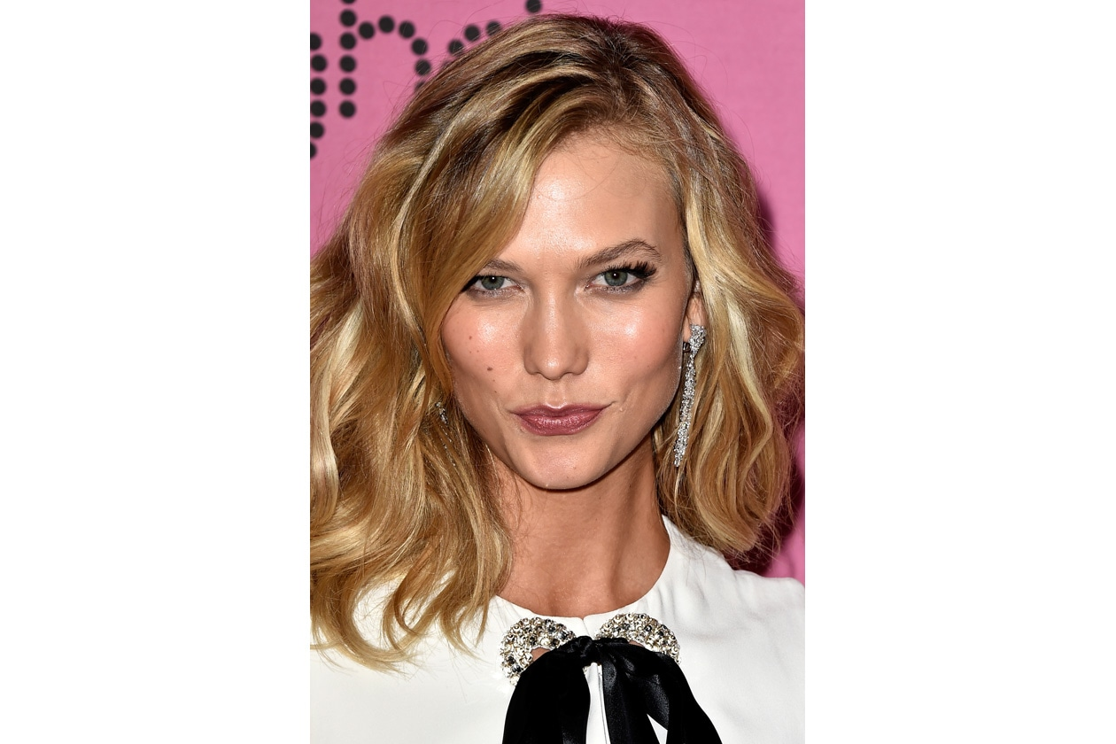 KARLIE KLOSS MAKE UP: LABBRA NATURALI