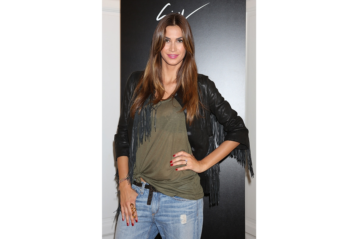 MELISSA SATTA CAPELLI: GLOSSY IS THE NEW GLAM