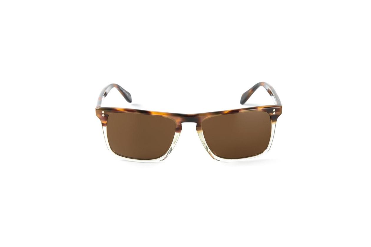 occhiali da sole uomo: oliver peoples