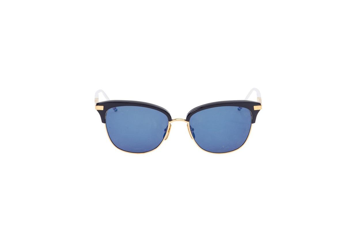occhiali da sole uomo: thom browne