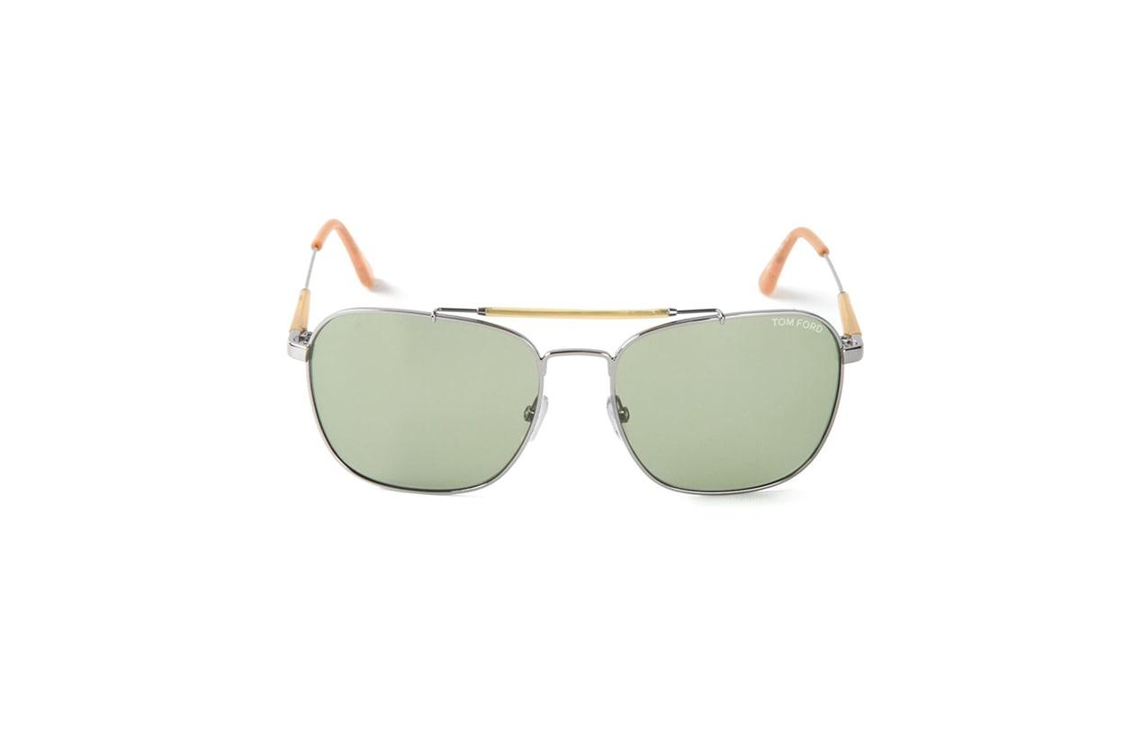 occhiali da sole uomo: tom ford