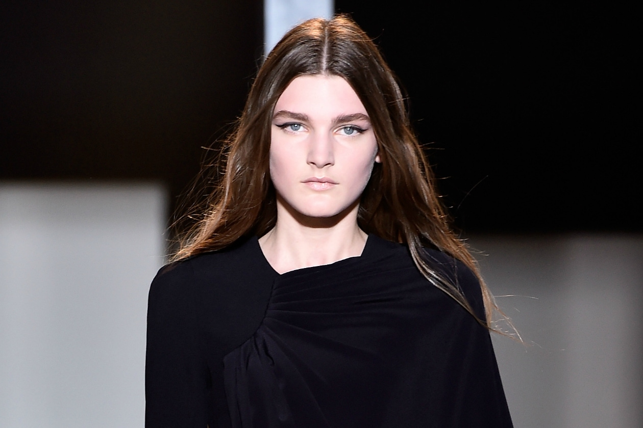 TENDENZE BEAUTY PFW AUTUNNO/INVERNO 2015-2016: PERFECT EYELINER