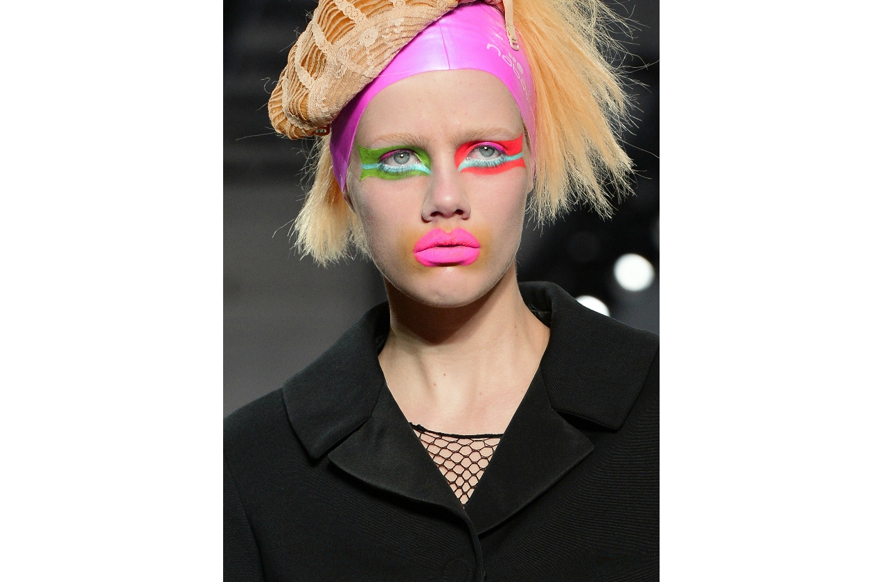 TENDENZE BEAUTY PFW AUTUNNO/INVERNO 2015-2016: LET'S PLAY WITH COLOURS