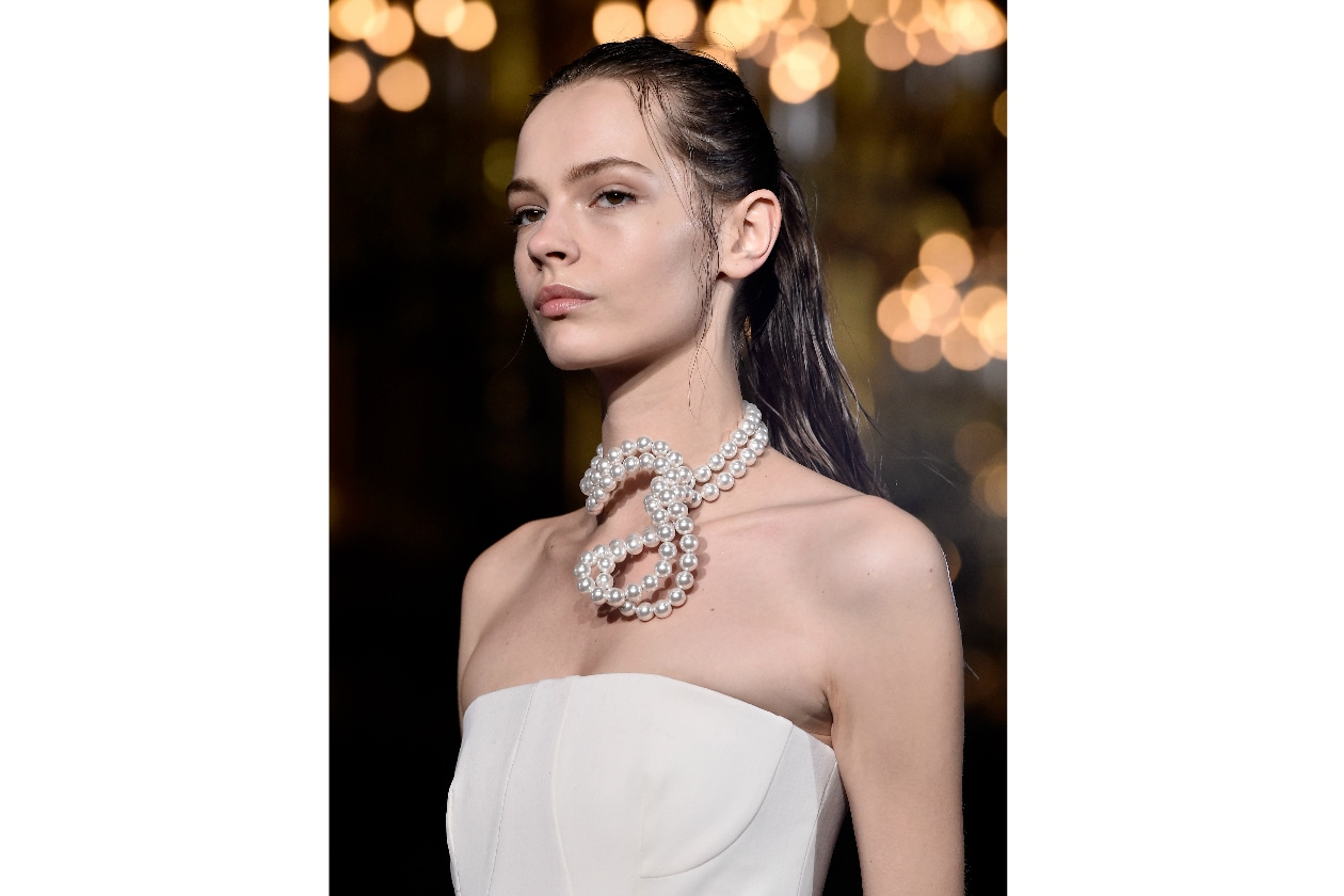 TENDENZE BEAUTY PFW AUTUNNO/INVERNO 2015-2016: SIMPLY GRACEFULNESS