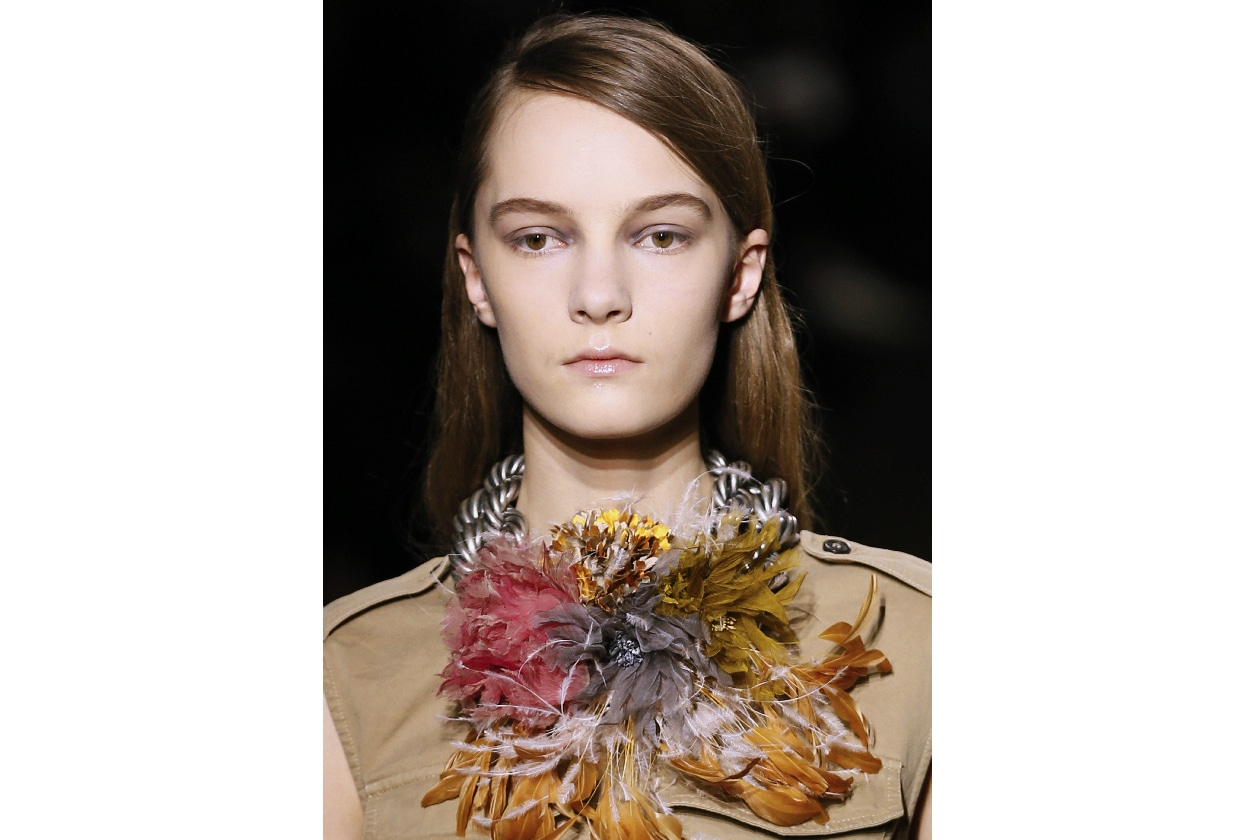 TENDENZE BEAUTY PFW AUTUNNO/INVERNO 2015-2016: UNDERSTATED MAKE UP