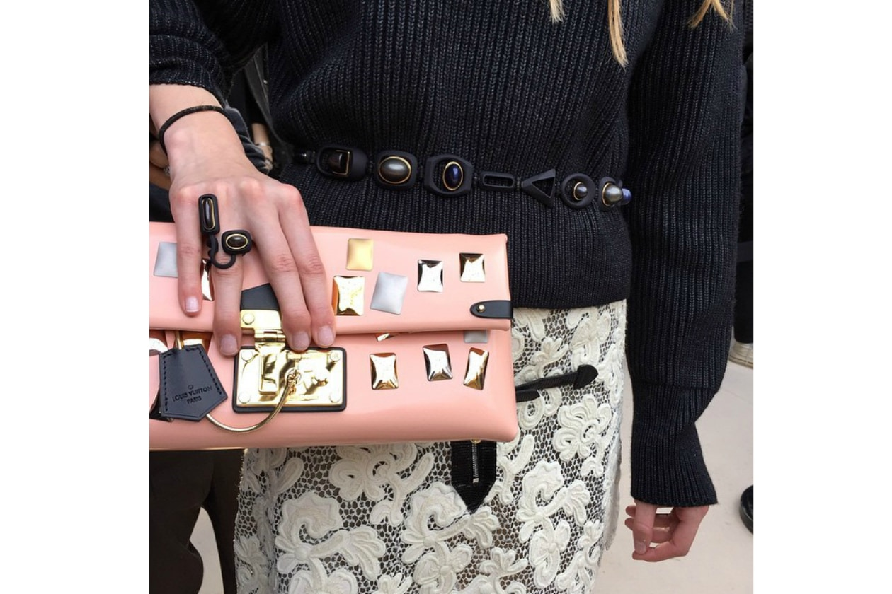 TENDENZE BEAUTY PFW AUTUNNO/INVERNO 2015-2016: NUDE NAILS