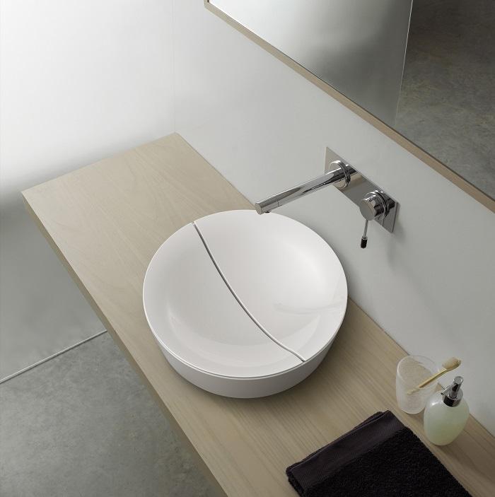Scarabeo Ceramiche: lavabo Mizu